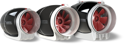 Inline Fan S-Line, Choose a Size