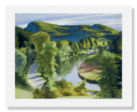 Edward Hopper, First Branch of the White River