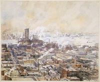 Edward Darley Boit, East River, New York