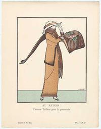 Francisco Javier GosŽ, Au Revoir!  - Costume Tailleur pour la promenade