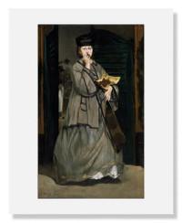 Edouard Manet, Street Singer