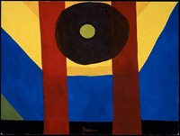 Arthur Garfield Dove, That Red One