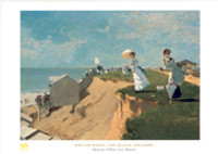 Winslow Homer, Long Branch, New Jersey Poster