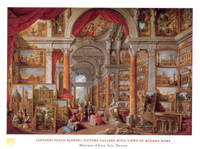 Giovanni Paolo Pannini, Picture Gallery Poster