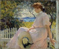 Frank Weston Benson, Eleanor Poster