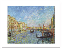 Renoir Grand Canal, Venice