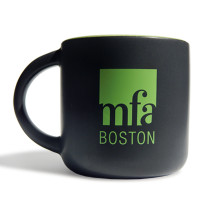 MFA Boston Logo Mug - Green