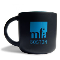 MFA Boston Logo Mug - Blue