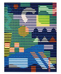 Pattern Puzzle Lenticular - 500 Pieces