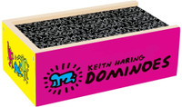 Keith Haring Dominoes