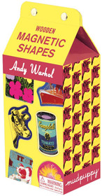 Andy Warhol Magnet Shapes