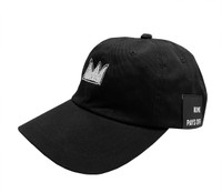 "Basquiat ""Beat Bop Crown"" Cap"