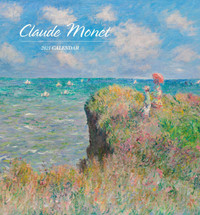 Claude Monet 2021 Mini Wall Calendar