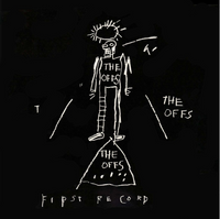 Jean-Michel Basquiat, The Offs Album Cover Limited Edition Vinyl Record