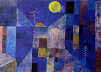 Paul Klee Moonshine Holiday Cards
