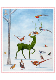 Rebecca Campbell: Winter Wonderland Holiday Cards Holiday Cards