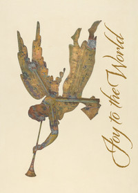 Lucille Chabot Gabriel Weather Vane Holiday Cards