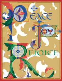Peace Joy Rejoice Holiday Cards