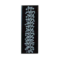 Keith Haring Magnet - Stacked Figures