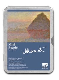 Monet, Grainstack Puzzle - 54 Pieces