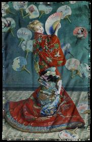 Monet, La Japonaise Scarf
