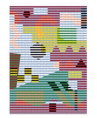 Pattern Puzzle Lenticular - 1000 Pieces