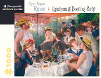 Renoir, Luncheon of the Boating Party Puzzle - 1000 Pieces