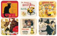 Le Chat Noir Coasters