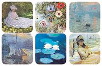 Monet Coasters - Edition 2