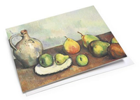 Cezanne Still Life Mini Notecards Set