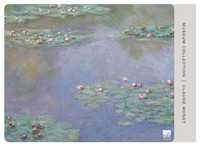 Monet Waterlilies Mousepad