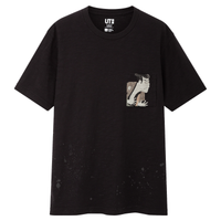 Edo Ukiyo-e: Sharaku Black T-Shirt