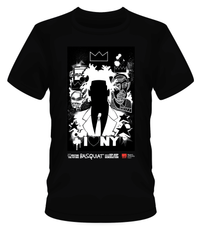 Rob Stull Basquiat T-Shirt