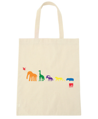 Nubian Animals Tote Bag