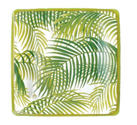 Under The Palms Paper Plates
