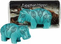 Mini Egyptian Hippo
