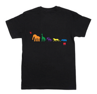 Nubian Animals Kids T-shirt