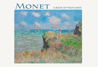 Monet Post Card Book
