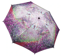 Monet's Garden Mini Umbrella