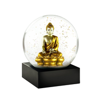 Mini Buddha Snow Globe