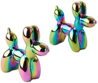 Balloon Dog Salt and Pepper Shaker Set