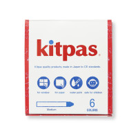 Kitpas Medium 6 Colors