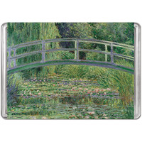 Monet Waterlilies Mini Puzzle - 140 pieces