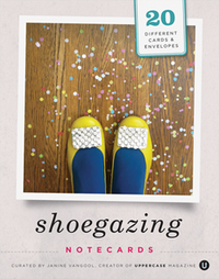 Shoegazing Notecard Box