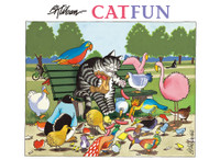 B. Kliban: Cat Fun Boxed Notecards