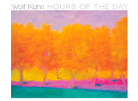 Wolf Kahn: Hours of the Day Boxed Notecards