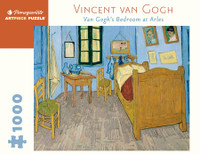 Van Gogh's Bedroom at Arles Puzzle - 1000 Pieces