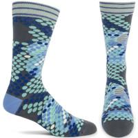 Frank Lloyd Wright Schumacher 706 Grey Men's Socks