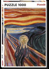Munch, The Scream Puzzle - 1000 Pieces