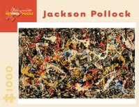 Jackson Pollock, Convergence Puzzle - 1000 Pieces